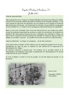 Gazette Juillet 2021